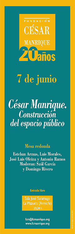 Nota prensa fundaci n c sar manrique - Cesar manrique hijos ...