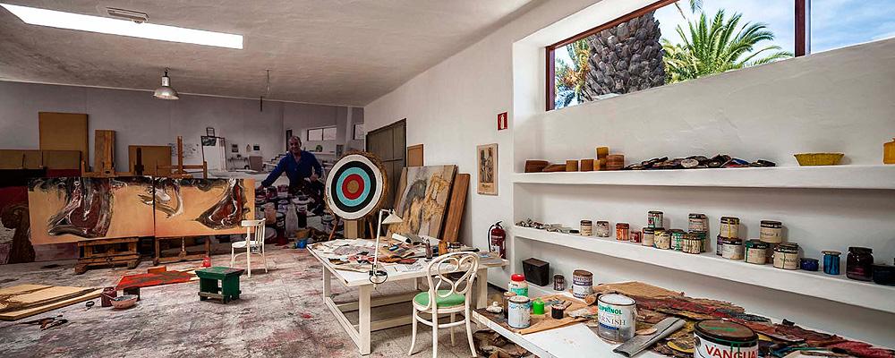 Casa museo c sar manrique har a fundaci n c sar manrique - Cesar manrique hijos ...