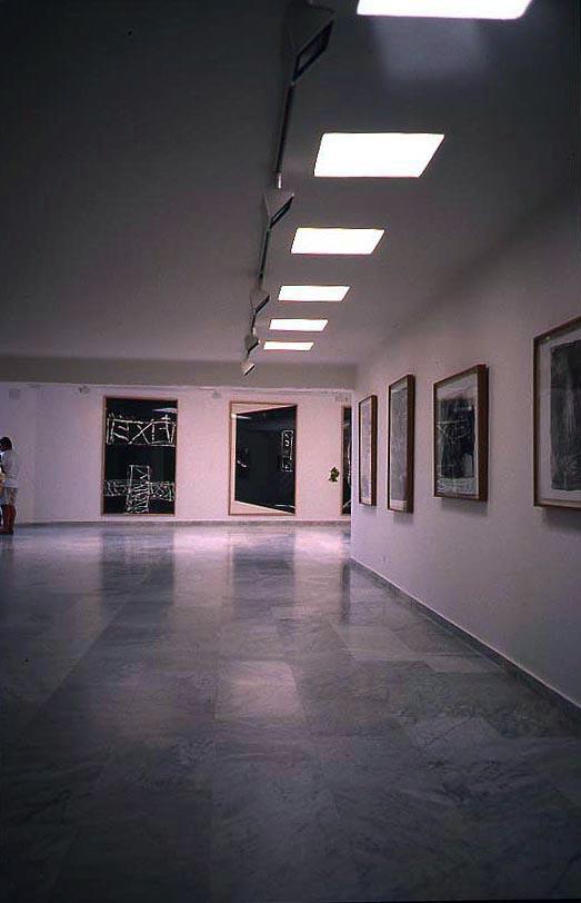 Sin título by Antoni Tàpies