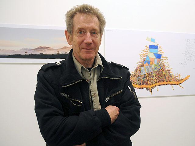 Gilles Clément, ante su proyecto para Arrecife