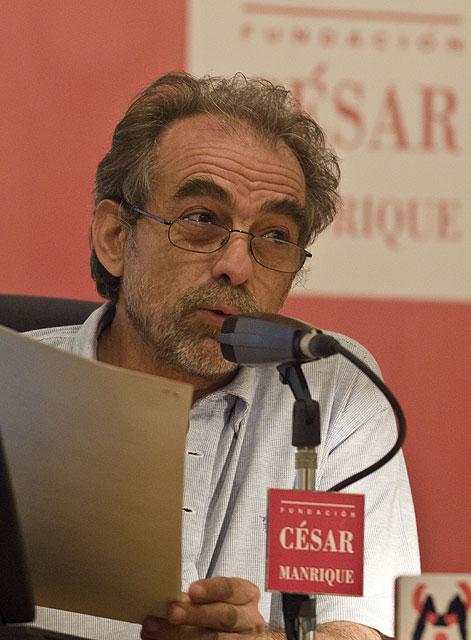 Julio Alguacil, director del Taller