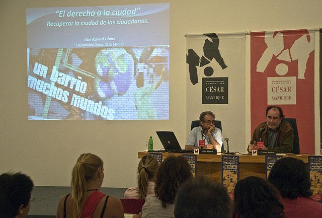 Julio Alguacil y Fernando Gómez Aguilera