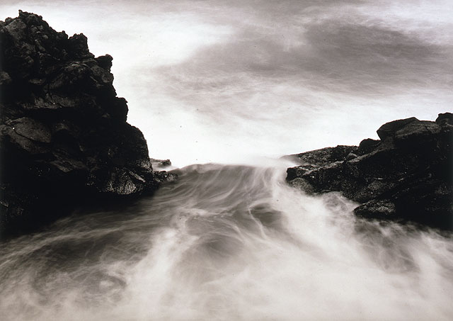 El Atlántico central. Faro de La Alegranza, Punta Delgada, 2002