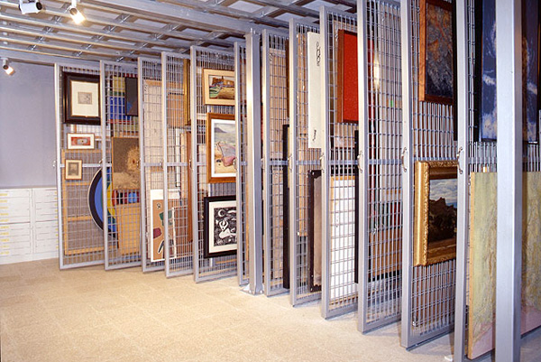 Fundacion César Manrique. Departamento de Conservación y Artes Plásticas