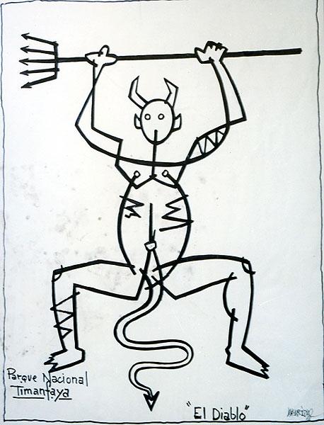 El diablo, 1968