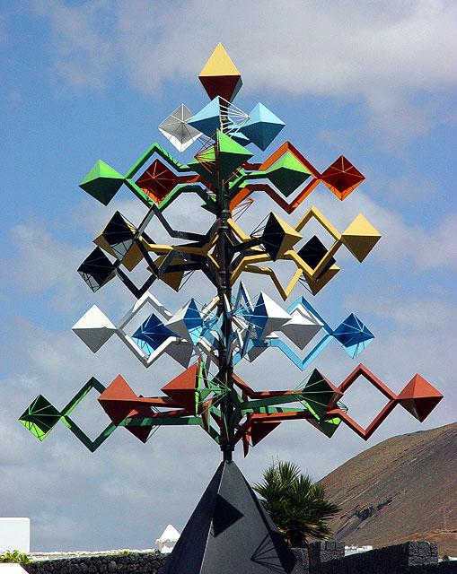 Energía de la pirámide, 1990-91